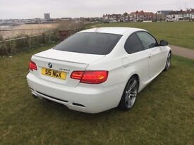 2012 BMW 320D Coupe M Sport Plus Edition (Red Leather, Bluetooth Music, 2 Keys)