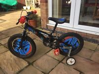 Children's bikes suitable for age 3-5 years