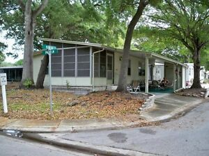 Beautiful 2 bedroom, 2 bathroom mobile home in Clearwater, FL