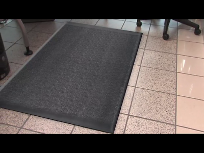 Rubber Floor Mat Vinyl Anti