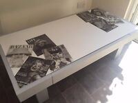 Iconic Unique Coffee Table With Draw - Newly Refurbished