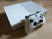 Xbox one s &all wires/ one controller/ gta