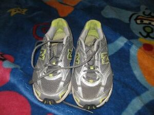 Pair of New Balance running shoes