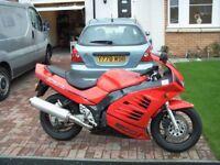 Suzuki RF600. Genuine low 6000 miles. 12 Month MOT. Lovely bike.