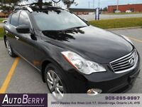 2012 Infiniti EX35 AWD *** Certified and E-Tested *** $23,999