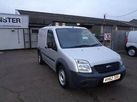 Ford Transit Connect Low Roof Van Tdci 75Ps DIESEL MANUAL SILVER (2012)