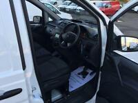 Mercedes-Benz Vito LWB 113 CDI Low Roof 95PS Van DIESEL MANUAL WHITE (2013)