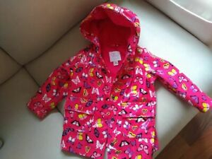 Butterfly raincoat, sized 9-12mths