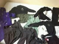 School Uniforms & more Clothes!