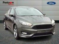 2018 Ford Focus 1.0t Ecoboost St Line X Hatchback 5dr Petrol s/s 140 Ps Hatchbac
