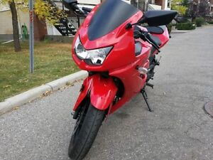 2010 Kawasaki Ninja 250R Great Beginner or Track Bike