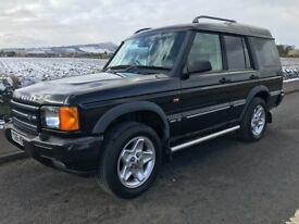 Land Rover Discovery Td5 Diesel AUTOMATIC 4x4 Full 1 Year MOT