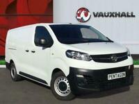2020 Vauxhall Vivaro 1.5 Turbo D 2900 Edition Panel Van 5dr Diesel Manual L2 H1