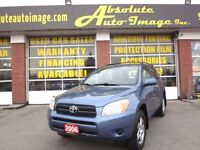 2006 Toyota RAV4 4DR AWD - CERTIFIED/E-TESTED - PRICED TO SELL!!