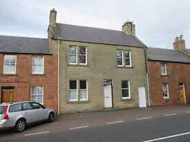 4 Bedroom House for Sale in Greenlaw with Garden and Large Garage / Workshop.