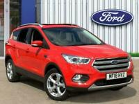 2018 Ford Kuga 1.5t Ecoboost Titanium X Suv 5dr Petrol Manual s/s 150 Ps Estate