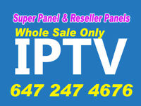 RESELLER, SUPER PANEL  Available:
