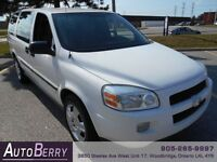 2008 Chevrolet Uplander Cargo *** Cert and E-Tested *** $4,999