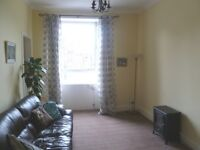 Lovely, bright 1 bedroom flat with views of Arthur's Seat.