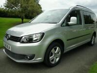 VW Caddy Maxi Life 1.6 TDi 7 SEAT TAILGATE, NO VAT