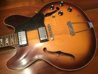 Gibson ES-335 TD vintage 1971/1972 Guitar with case