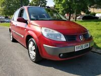2006 Renault Scenic 1.6 Dynamique Petrol Manual Cheap Reliable Car 1 Yr MOT 1...