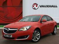 2017 Vauxhall Insignia 2.0 CDTi 170ps Sri 5dr Auto Hatchback DIESEL Automatic