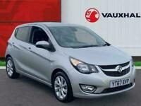 2017 Vauxhall Viva 1.0i Sl Hatchback 5dr Petrol 75 Ps Hatchback PETROL Manual