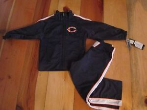 Chicago Bears Track Suit-BNWT