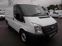 Ford Transit Low Roof Van Tdci 100Ps DIESEL MANUAL WHITE (2012)