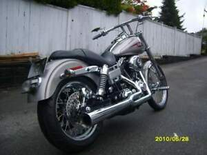 2007 Harley Davidson FXDL Customized