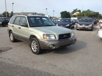 2005 Subaru Forester X=AWD+safety e/t+24month warranty included City of Toronto Toronto (GTA) Preview