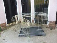 SAVIC DOG / PET CRATE. FOLDABLE