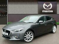 2018 Mazda Mazda3 2.0 Skyactiv G Sport Nav Hatchback 5dr Petrol s/s 121 Ps Hatch