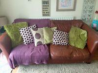 free 3/4 seater sofa