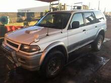 Imported Mitsubishi Challenger PA Turbo Diesel 4M40 2.8 Engine Karratha Roebourne Area Preview