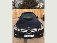 Mercedes Benz E350 AMG Coupe Auto, High Spec with Reverse Camera, Memory seats, Merc Service History