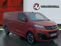 2020 Vauxhall Vivaro 2.0 Turbo D 3100 Elite Panel Van 5dr Diesel Manual L2 H1 Eu
