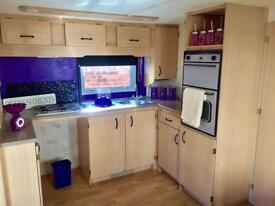 Static Caravan Nr Clacton-on-Sea Essex 3 Bedrooms 8 Berth Delta Nordstar 2002