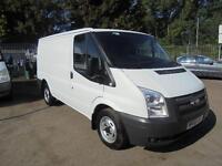 Ford Transit T280 Low Roof Van Tdci 100Ps SWB DIESEL MANUAL WHITE (2013)