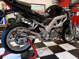2004 SV650 K4
