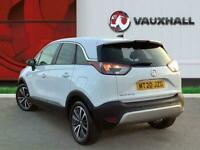 2020 Vauxhall CROSSLAND X 1.2 Elite Suv 5dr Petrol Manual s/s 83 Ps Hatchback PE