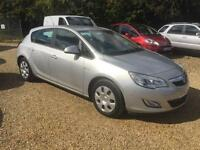 2010 Vauxhall Astra 1.3CDTi 16v ( 95ps ) ecoFlex Exclusive diesel manual