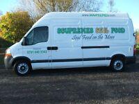 Clean Catering Van - Renault Master £9k (open to sensible offers)