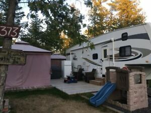 2009 Jayco Eagle Super Lite 5th Wheel Trailer
