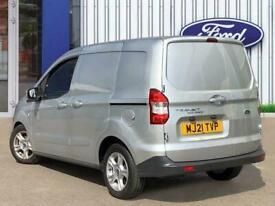 2021 Ford Transit Courier 1.5 Tdci Limited Panel Van 5dr Diesel Manual L1 Eu6 10