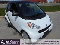 2011 Smart ForTwo Pure *** Certified and E-Tested *** $5,777