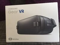 samsung gear VR headset as new latest one