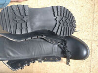 Army Issue Boots size 10