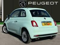 2016 Fiat 500 1.2 8v Eco Pop Star Hatchback 3dr Petrol Manual s/s 69 Bhp Hatchba